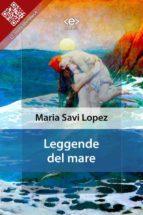Leggende del mare (ebook)