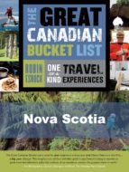 The Great Canadian Bucket List — Nova Scotia (ebook)