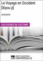 Le Voyage en Occident [Xiyou ji] (anonyme) (ebook)