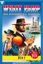Wyatt Earp 5er Box 1 - Western (ebook)