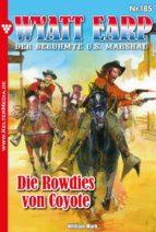 Wyatt Earp 185 – Western (ebook)