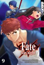 FATE/STAY NIGHT - EINZELBAND 09