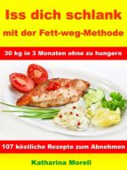 Iss Dich schlank mit der Fett-weg-Methode – 30 kg in 3 Monaten ohne zu hungern? (ebook)
