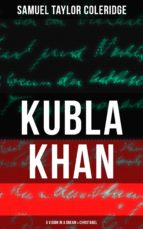 KUBLA KHAN: A VISION IN A DREAM & CHRISTABEL (ebook)