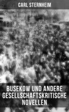 Busekow und andere gesellschaftskritische Novellen (ebook)