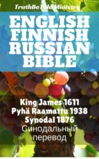 English Finnish Russian Bible (ebook)