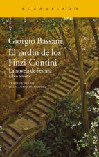 El jardín de los Finzi-Contini (ebook)