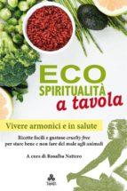 Ecospiritualità a tavola (ebook)