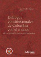 Diálogos constitucionales de Colombia con el mundo (ebook)