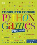 Computer Coding Python Games for Kids (ebook)