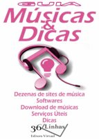 Guia Músicas e Dicas (ebook)