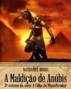 A Maldição De Anúbis (ebook)