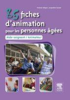 85 fiches d'animation pour les personnes âgées (ebook)