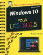 Windows 10 pas à pas pour les Nuls, 2e (ebook)