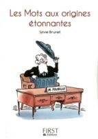 Petit livre de - Les mots aux origines étonnantes (ebook)