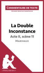 La Double Inconstance de Marivaux - Acte II, scène 11 (ebook)