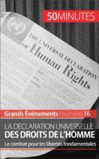 La Déclaration universelle des droits de l'homme (ebook)