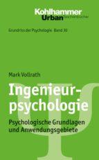Ingenieurpsychologie (ebook)