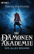 Die Dämonenakademie – Wie alles begann (ebook)