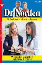 Dr. Norden 639 - Arztroman (ebook)