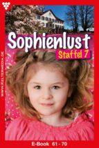 Sophienlust Staffel 7 - Familienroman (ebook)