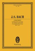 Concerto D minor (ebook)