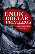 Das Ende des Dollar-Privilegs (ebook)