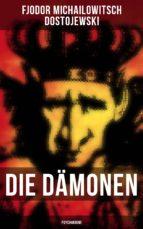 Die Dämonen (Psychokrimi) (ebook)
