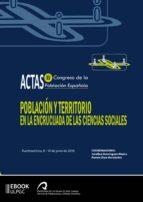 Población y Territorio en la encrucijada de las Ciencias Sociales