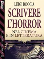 Scrivere l'horror - Nel cinema e nella letteratura (ebook)