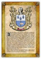 Apellido Bugarín / Origen, Historia y Heráldica de los linajes y apellidos españoles e hispanoamericanos