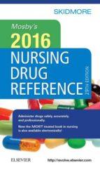 Mosby's 2016 Nursing Drug Reference - E-Book (ebook)
