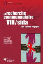 La recherche communautaire VIH/sida (ebook)