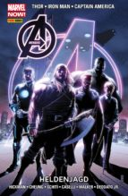 Marvel NOW! PB Avengers 6 - Heldenjagd (ebook)