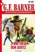 G.F. Barner 137 – Western (ebook)