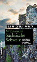 Mörderische Sächsische Schweiz (ebook)