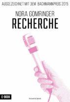Recherche (ebook)
