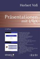 Präsentationen mit LaTeX (ebook)