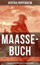 MAASSE-BUCH: Gesammelte Legenden und Mythen aus Talmud und Midrasch (ebook)