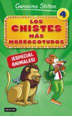 Los chistes más morrocotudos 4. Especial animales (ebook)