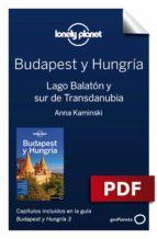BUDAPEST Y HUNGRÍA 6. LAGO BALATÓN Y SUR DE TRANSDANUBIA