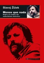 Menos que nada (ebook)