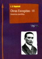 Obras Escogidas de Vygotski - VI (ebook)