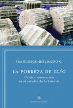 La pobreza de Clio (ebook)