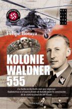 Kolonie Waldner 555 (ebook)