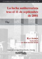 La lucha antiterrorista tras el 11 de septiembre de 2001 (ebook)
