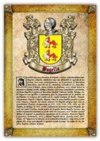 Apellido Bugella / Origen, Historia y Heráldica de los linajes y apellidos españoles e hispanoamericanos