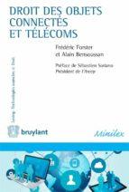 Droit des objets connectés et télécoms (ebook)