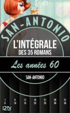 San-Antonio Les années 1960 (ebook)