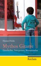 Mythos Gitarre (ebook)